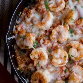 Cajun Shrimp and Quinoa Casserole Julie